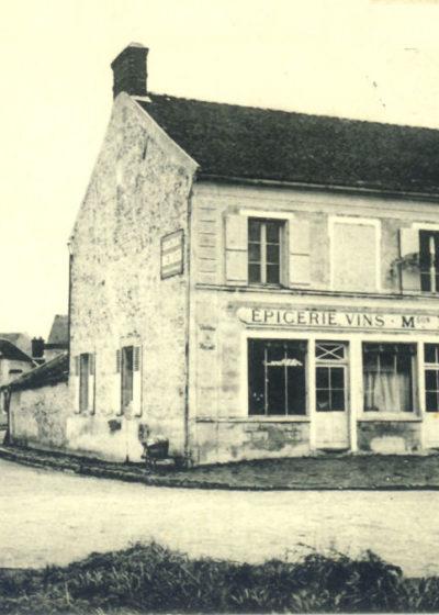 Rue de l'Eglise en 1910