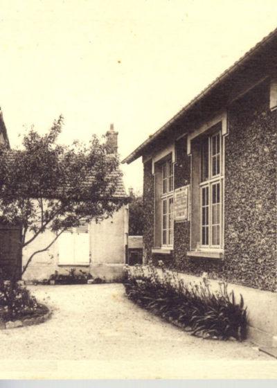 L'école dans les années 1950