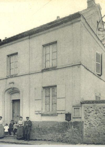 La Mairie en 1907