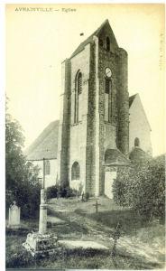 Cimetière début 1900