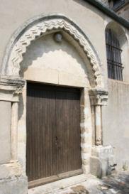 Portail sud église Ste Marie
