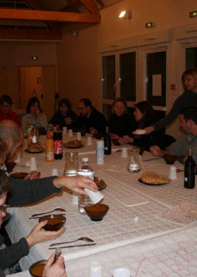 Téléthon 2010: moments de solidarité et conviavilité