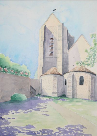 Aquarelle, LE GALLUDEC Lydwine