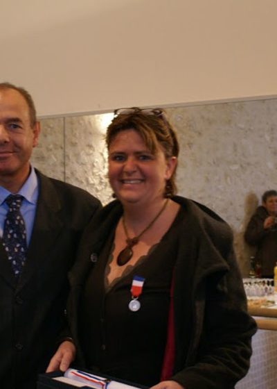 Argent, Mme PINTO Aline