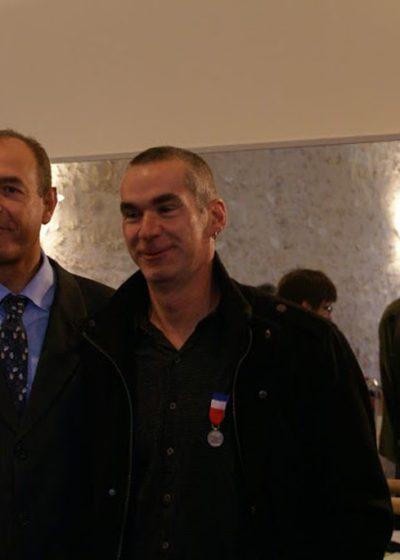 Argent, M. LAMIRAULT Eric