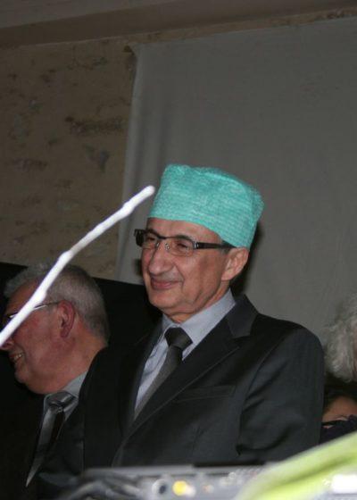 M. Pascal FOURNIER, Conseiller Général, soutien la REA de l'hôpital d'Arpajon